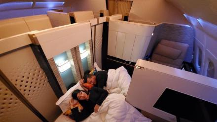 Etihad First Class Apartments Plane Chasers 1